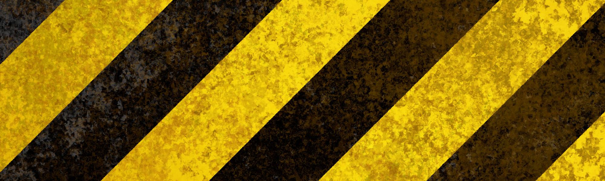 background – scharz gelb